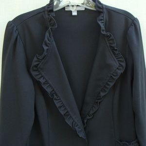 NY Collection Jackets & Coats - NY Collection L black blazer new